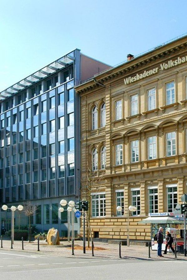 Wiesbadene Volksbank